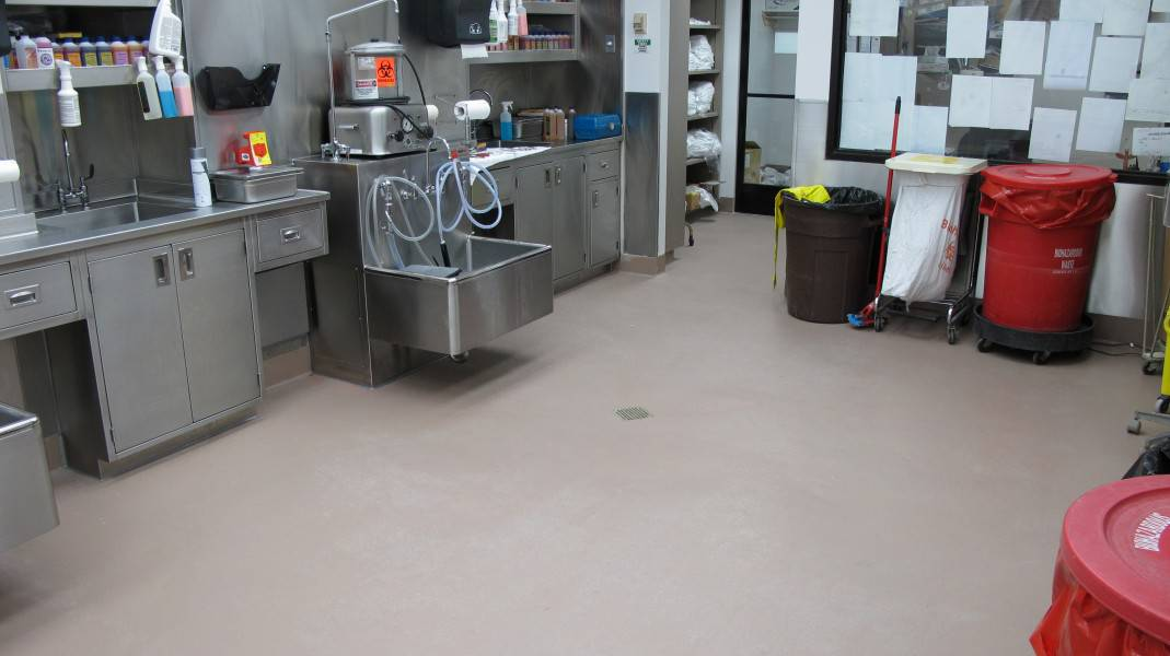 Chemical Resistant Deck Coatings