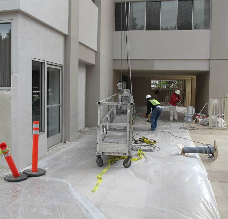 commercial painting orange county